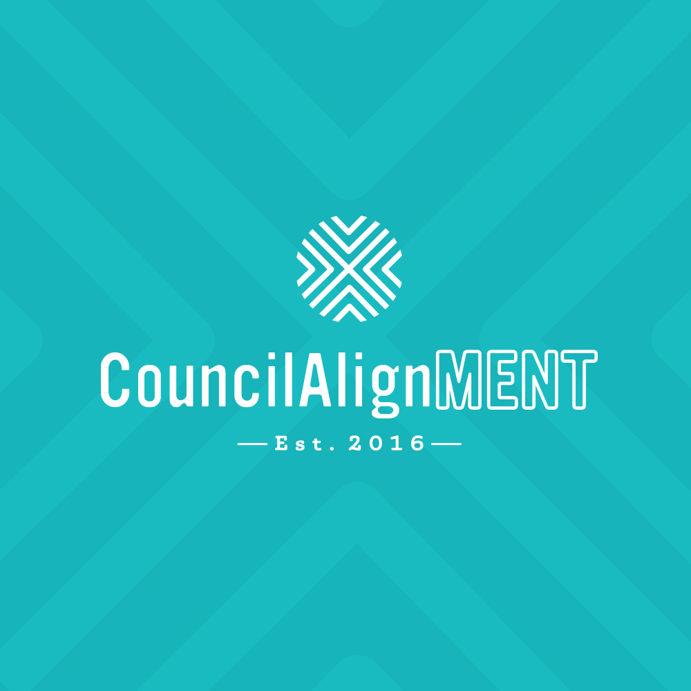 CouncilAlignMENT Branding