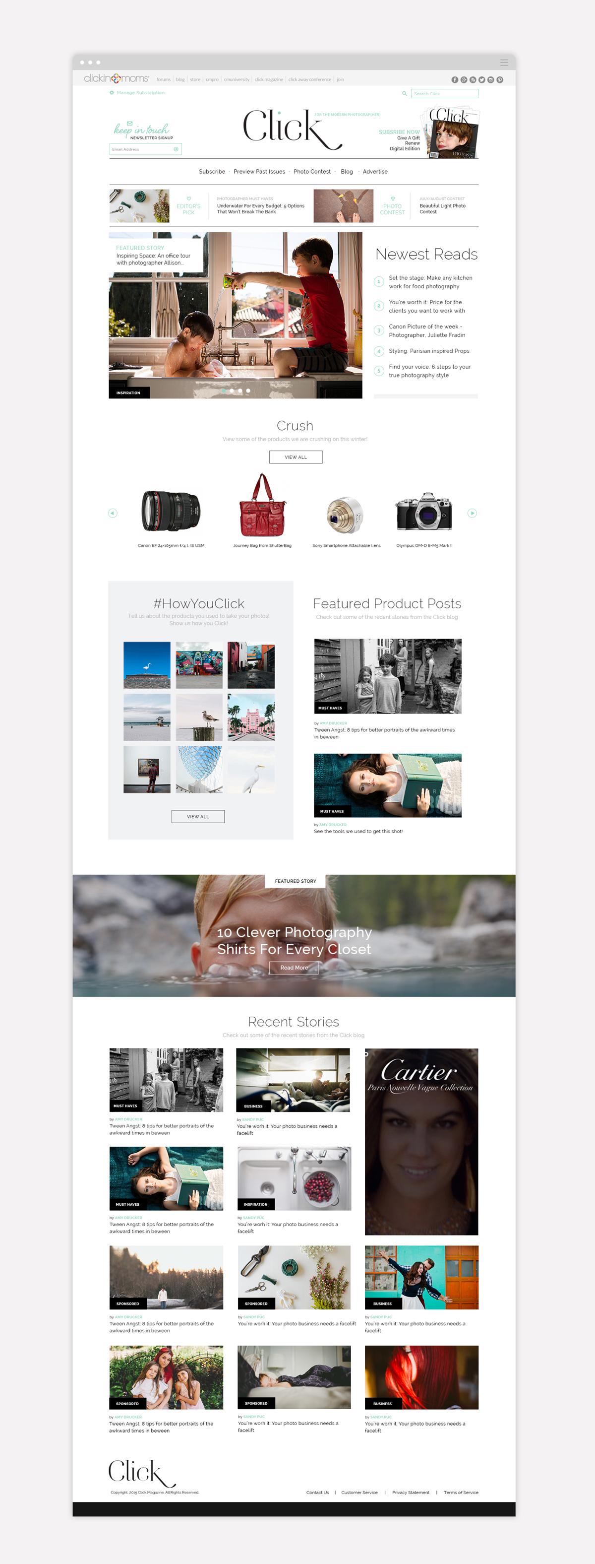 Click Site Design