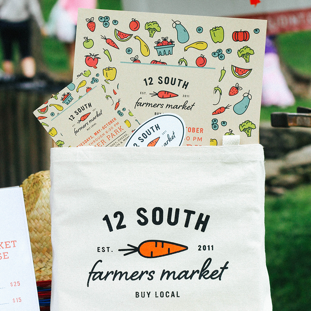 12 South Farmer's Market