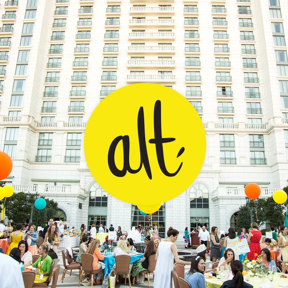 Alt Summit Site Design