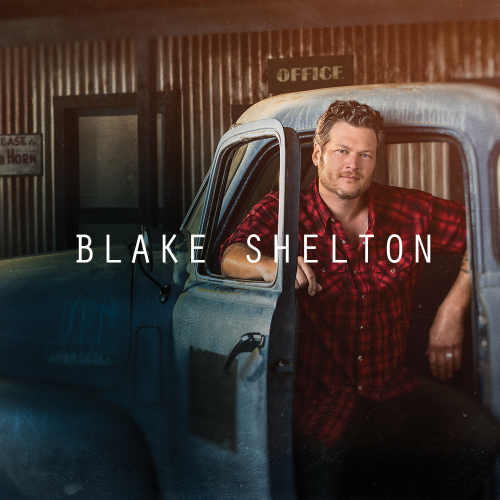 Blake Shelton Site Design