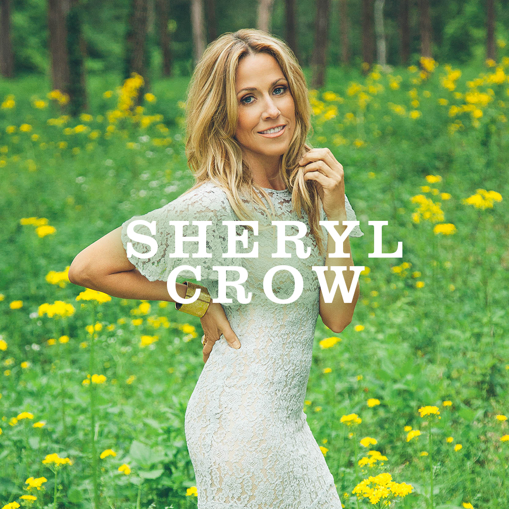 Sheryl Crow Site Design