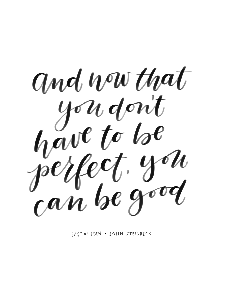 Quote by John Steinbeck from East of Eden