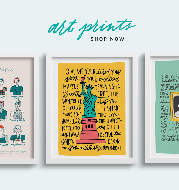 Shop All Art Prints by Joanna Dee