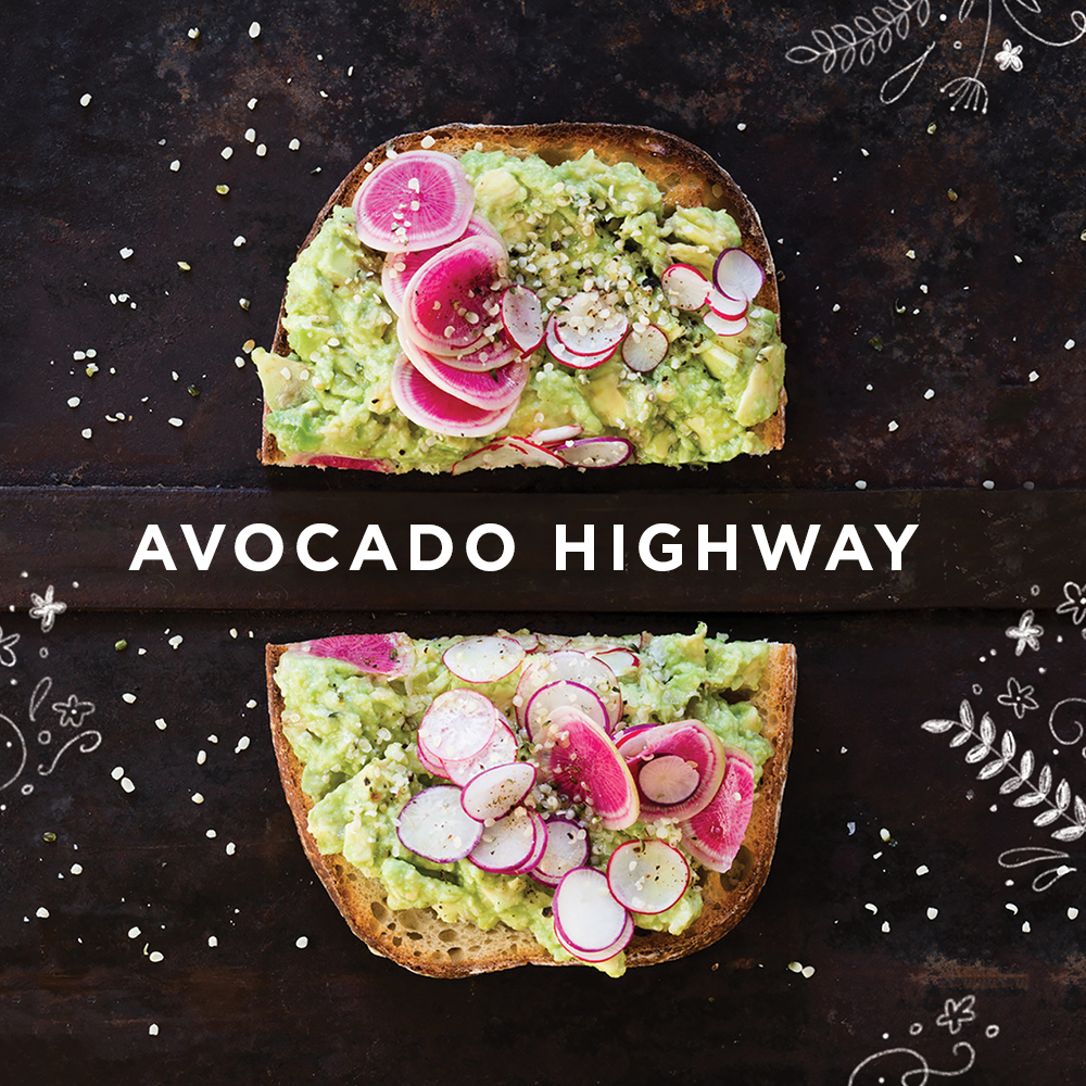 Avocado Highway Cookbook