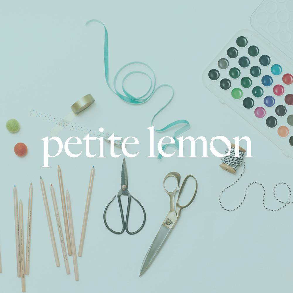 Petite Lemon Site Design