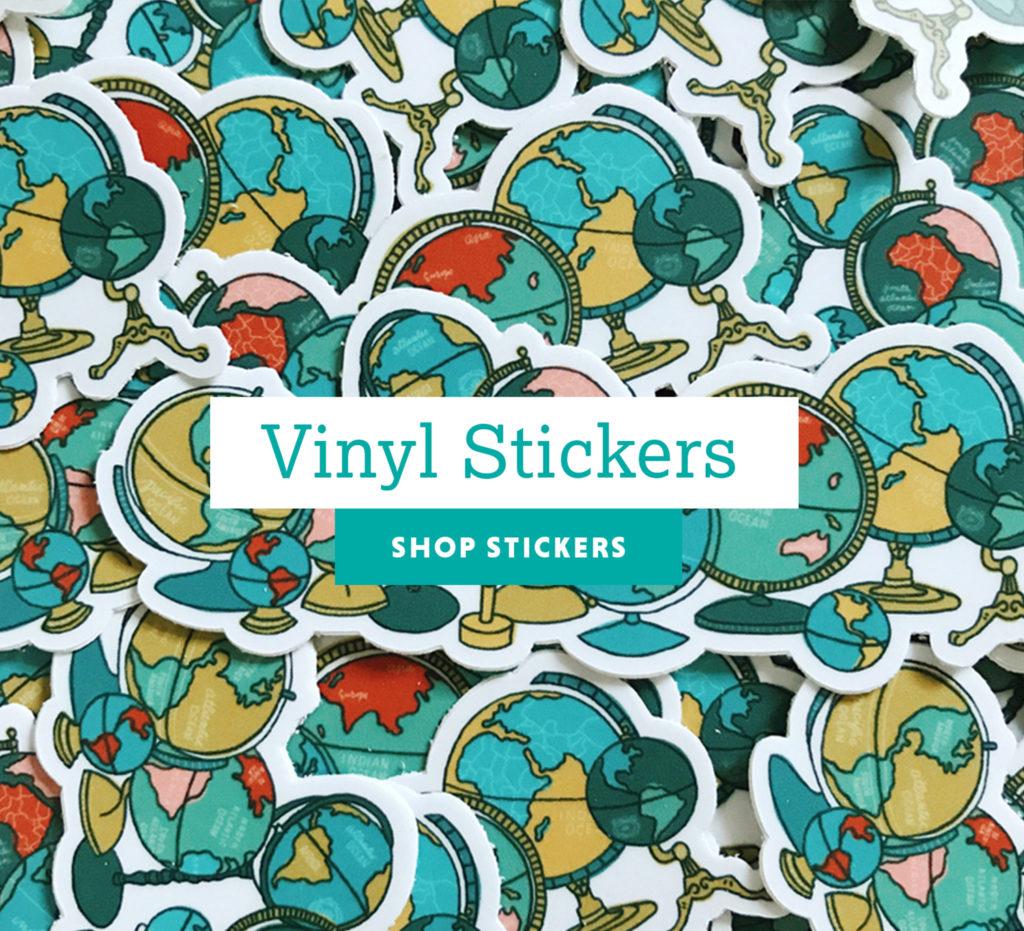 Shop Vinyl Stickers